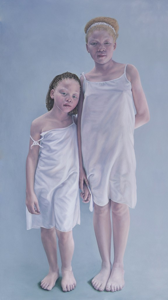 Karyn & Nicole BY Heather Gourlay Conningham_ winner of 2013 Sanlam Portrait Awards